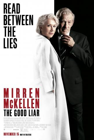 The Good Liar poster and content link