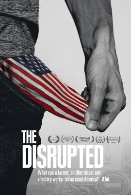 The Disrupted poster