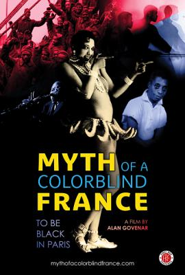 Myth of a Colorblind France poster