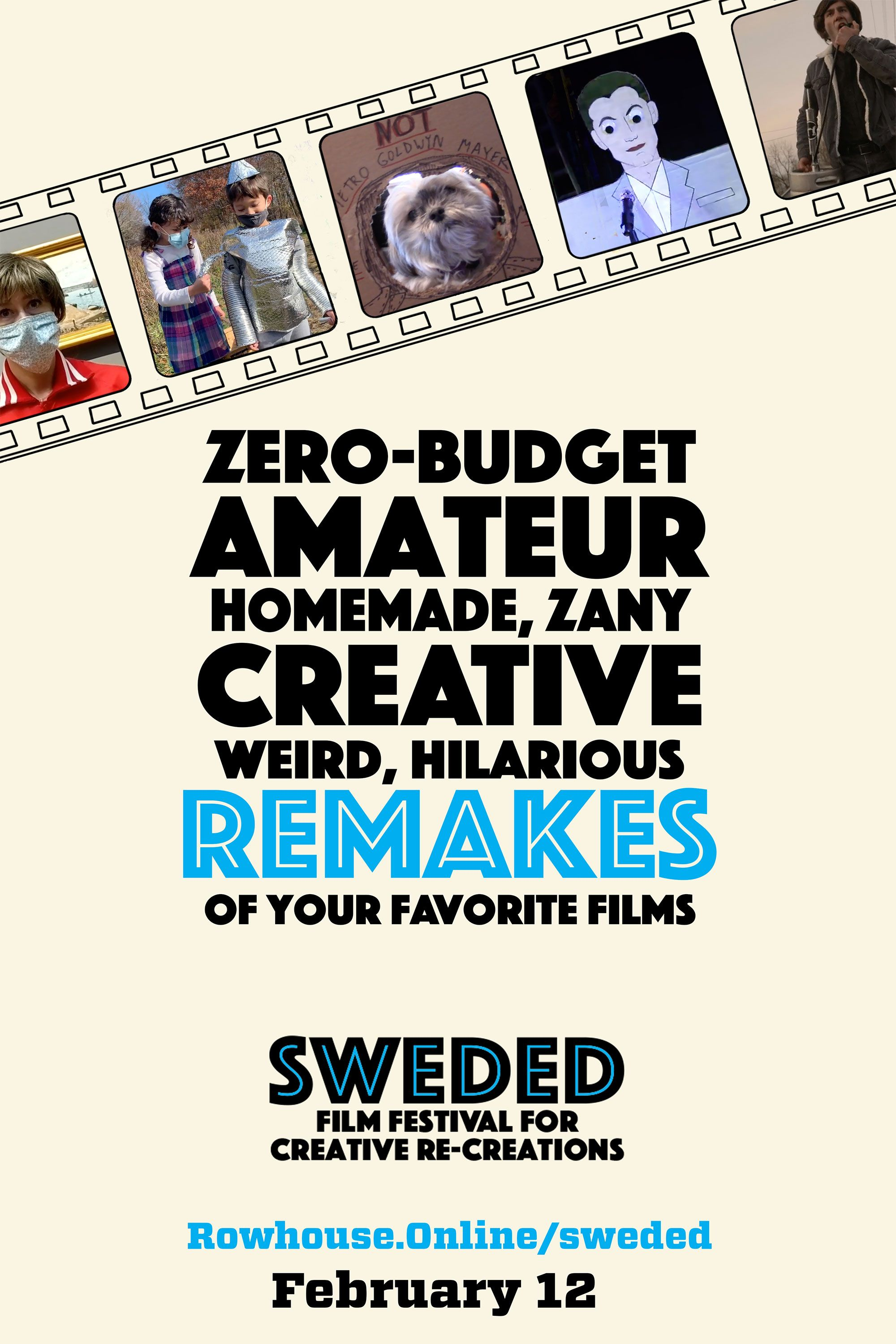 Sweeded poster